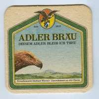 Adler coaster A page