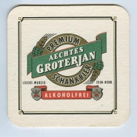 Aechtes Groterjan coaster A page