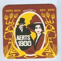 Aerts 1900 coaster A page