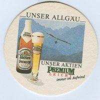 Aktien Brauerei coaster A page