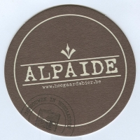 Alpaide coaster A page