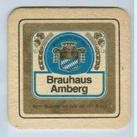 Amberg coaster A page