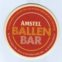 Amstel coaster A page