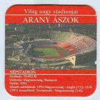 Arany Ászok coaster B page