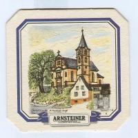 Arnsteiner coaster A page