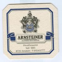 Arnsteiner coaster B page