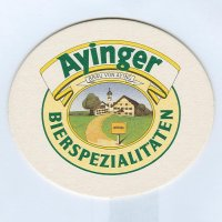 Ayinger coaster A page