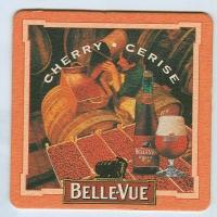 Bellevue coaster A page