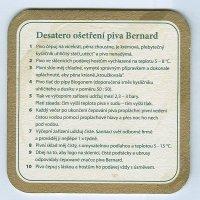 Bernard coaster B page