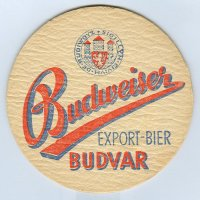 Budweiser coaster B page