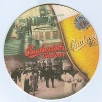 Budweiser coaster A page