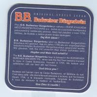 Budweiser   (USA) coaster B page