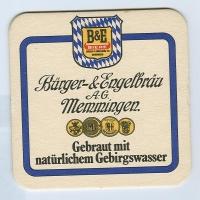 Bürger coaster A page