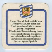 Bürger coaster B page