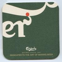 Carlsberg coaster B page