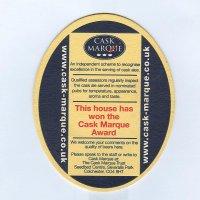 Cask Marque coaster B page