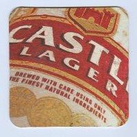 Castle coaster A page