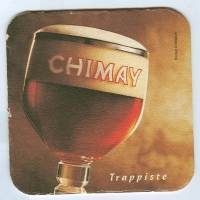 Chimay coaster A page