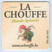 Chouffe coaster B page