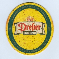 Dreher coaster A page