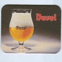 Duvel coaster A page