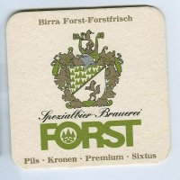 Forst coaster A page