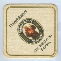 Franziskaner coaster A page
