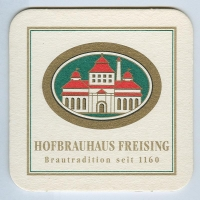 Freising coaster A page