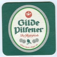 Gilde coaster A page