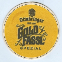 Gold Fassl coaster A page