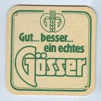 Gösser coaster B page