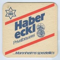 Haber eckl coaster A page