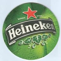 Heineken coaster A page
