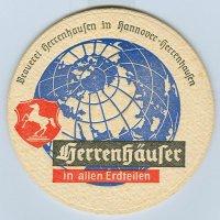 Herrenhausen coaster A page
