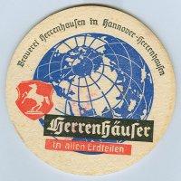 Herrenhausen coaster B page