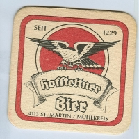 Hofstettner coaster A page