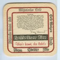 Hofstettner coaster B page