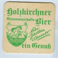 Holzkirchner coaster A page