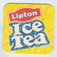 Ice tea coaster A page