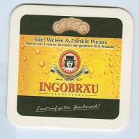 Ingobräu coaster A page