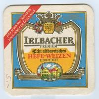 Irlbacher coaster A page
