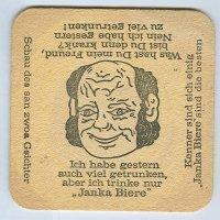 Janka coaster A page