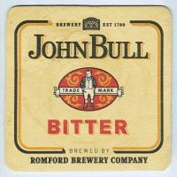 John Bull coaster A page