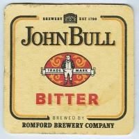 John Bull coaster B page
