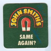 John Smith's coaster B page