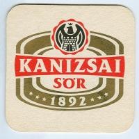 Kanizsai coaster A page