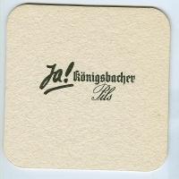 Königsbacher coaster B page