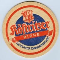 Köstritzer coaster A page