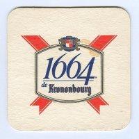Kronenbourg coaster A page