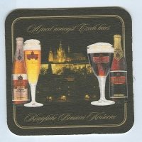 Krusovice coaster B page